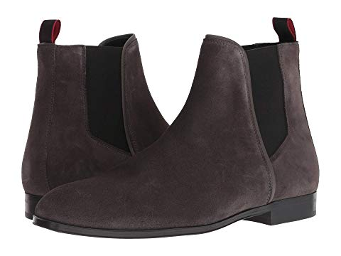 ボスヒューゴボス BOSS HUGO BOSS ブーツ スニーカー メンズ 【 Boheme Chelsea Boot Casual By Hugo 】 Dark Grey