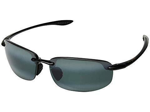 MAUI JIM 2.00 バッグ 眼鏡 ユニセックス 【 Hookipa Reader Asian Fit 2.00 】 Gloss Black/neutral Grey
