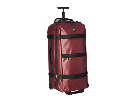 VICTORINOX ダッフル バッグ ユニセックス 【 Vx Touring Coated Wheeled Large Duffel 】 Beetroot