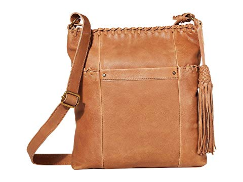 THE SAK バッグ レディース 【 Ladera Crossbody By Collective 】 Tobacco Whipstitch