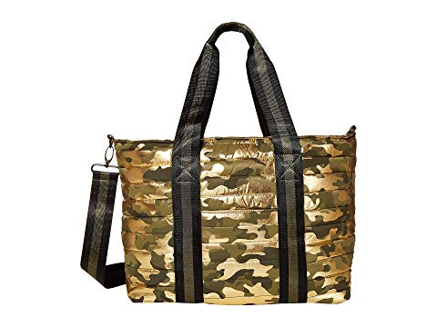 THINK ROYLN バッグ レディース 【 Wingman Bag 】 Shiny Camo Gold