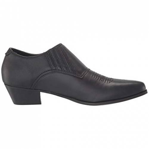 デュランゴ DURANGO ブーツ 黒 ブラック スニーカーBLACK DURANGO WESTERN SHOE BOOTUMGqVSzp