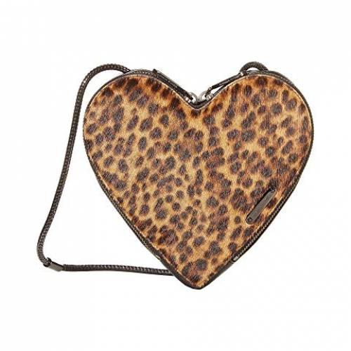 REBECCA MINKOFF バッグ レディース 【 Heart Crossbody 】 Leopard