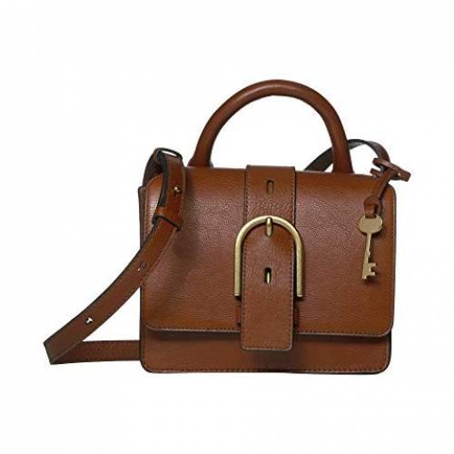 FOSSIL バッグ レディース 【 Wiley Tote Handbag 】 Brown