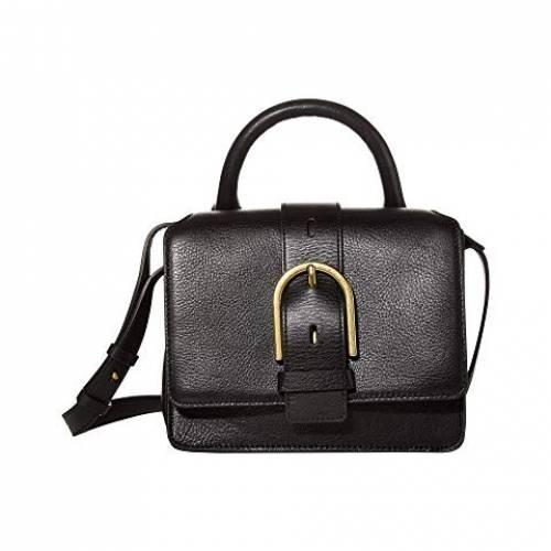 FOSSIL バッグ レディース 【 Wiley Tote Handbag 】 Black