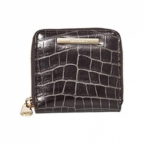BRAHMIN ウォレット 財布 バッグ レディース 【 Veil Mini Suri Wallet 】 Black