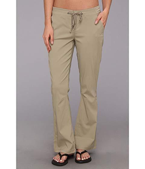 コロンビア COLUMBIA ブーツ パンツ OUTDOOR・・ 【 COLUMBIA ANYTIME BOOT CUT PANT TUSK 】 レディースファッション ボトムス パンツ