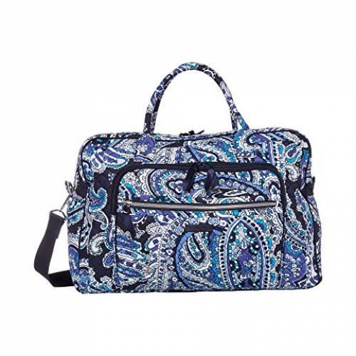 VERA BRADLEY バッグ レディース 【 Iconic Weekender Travel Bag 】 Deep Night Paisley
