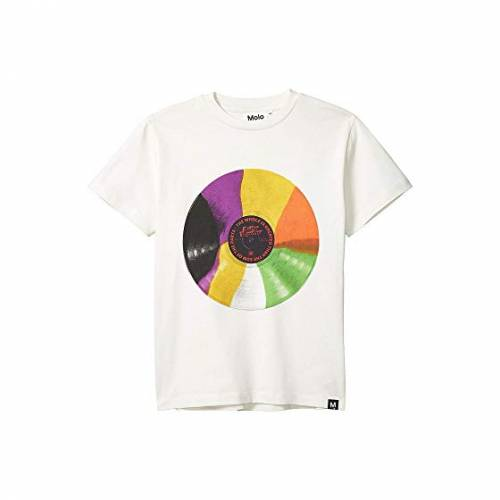 MOLO Tシャツ キッズ ベビー マタニティ トップス ジュニア 【 Roxo T-shirt (little Kids/big Kids) 】 Coloured Record