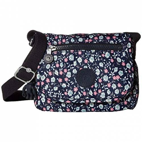 KIPLING バッグ レディース 【 Sabian Crossbody Mini Bag 】 Floral Rush