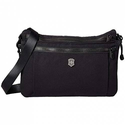 VICTORINOX バッグ ユニセックス 【 Compact Crossbody Bag 】 Black