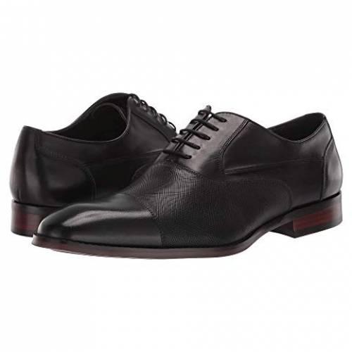 STEVE MADDEN オックスフォード スニーカー メンズ 【 Proctr Oxford 】 Black Leather