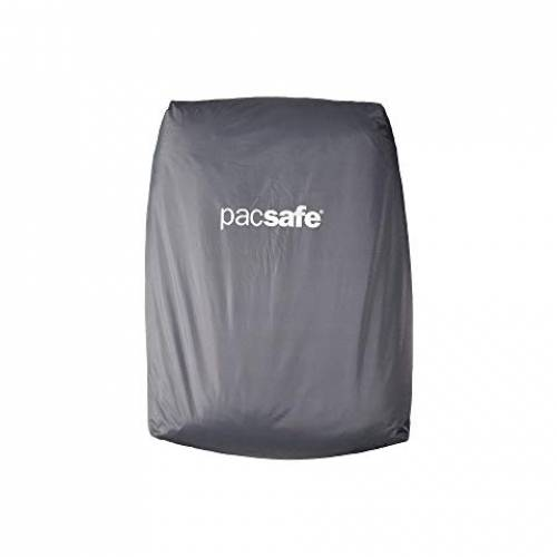 PACSAFE バッグ ユニセックス 【 Rain Cover Small 】 Dark Frost Grey