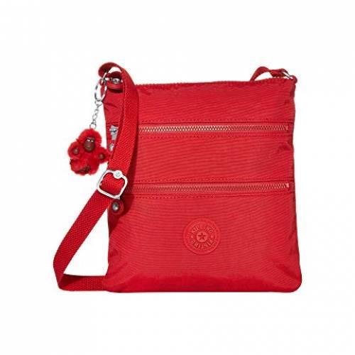 KIPLING バッグ レディース 【 Keiko Crossbody Bag 】 Cherry Tonal