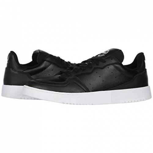 アディダスオリジナルス ADIDAS ORIGINALS スニーカー メンズ 【 Supercourt 】 Core Black/core Black/footwear White