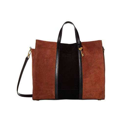 FOSSIL バッグ レディース 【 Carmen Tote Handbag 】 Multicolor