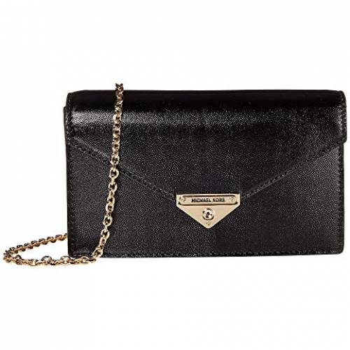 MICHAEL MICHAEL KORS バッグ レディース 【 Grace Medium Envelope Clutch 】 Black