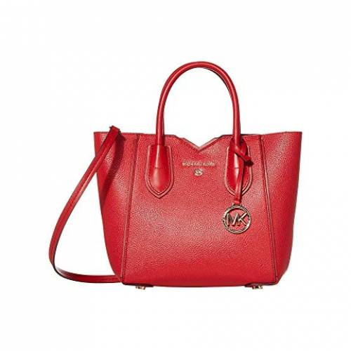 MICHAEL MICHAEL KORS バッグ レディース 【 Mae Small Messenger 】 Bright Red