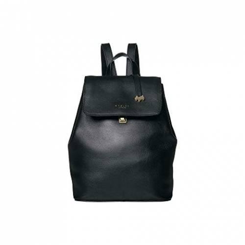 RADLEY LONDON ストリート バックパック バッグ リュックサック レディース 【 Sandler Street - Medium Flapover Backpack 】 Black