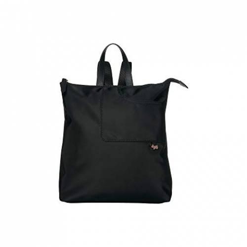 RADLEY LONDON バックパック バッグ リュックサック レディース 【 Pocket Essentials - Medium Zip Top Backpack 】 Black
