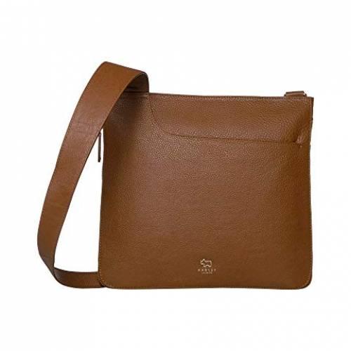 RADLEY LONDON アラウンド バッグ レディース 【 Pockets - Large Zip Around Crossbody Bag 】 Honey