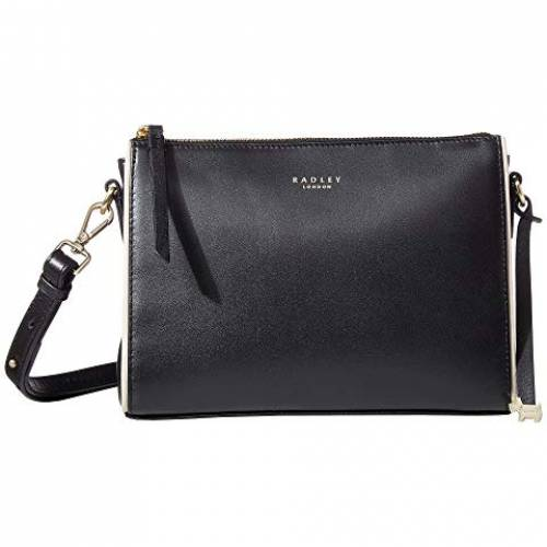 RADLEY LONDON ストリート バッグ レディース 【 Selby Street - Small Zip Top Crossbody 】 Black