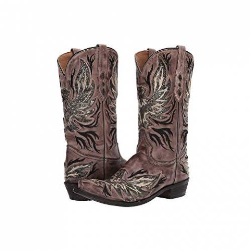 CORRAL BOOTS スニーカー メンズ 【 A3871 】 Chocolate