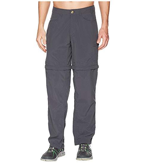 EXOFFICIO クール BUGSAWAY? 【 SOL COOL CONVERTIBLE AMPARIO PANTS CARBON 】 メンズファッション ズボン パンツ 送料無料