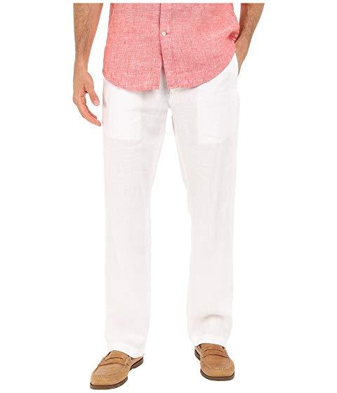【海外限定】メンズファッション ズボン 【 DRAWSTRING LINEN PANTS 】