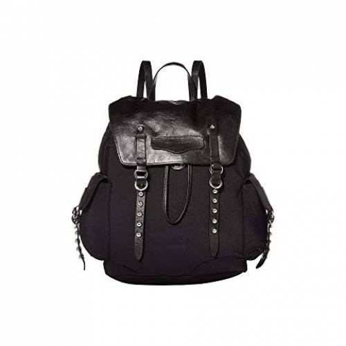 REBECCA MINKOFF ナイロン バックパック バッグ リュックサック レディース 【 Bowie Nylon Backpack 】 Black