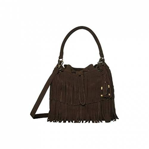 FRYE AND CO. バッグ レディース 【 Phoebe Bucket Bag 】 Dark Brown