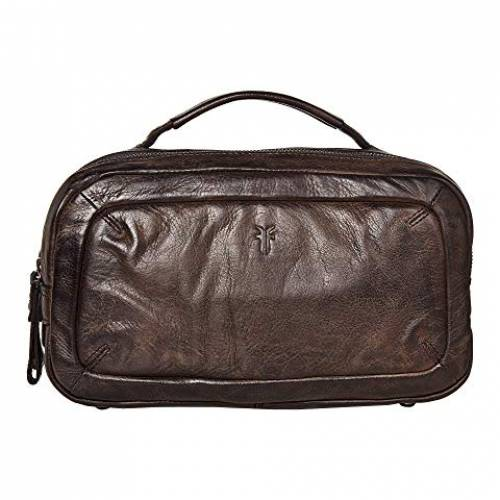 FRYE ケース バッグ メンズ 【 Murray Travel Case 】 Carbon