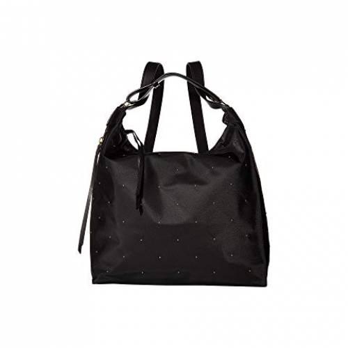 オールセインツ ALLSAINTS バックパック バッグ リュックサック レディース 【 Nilo Stud Backpack 】 Black