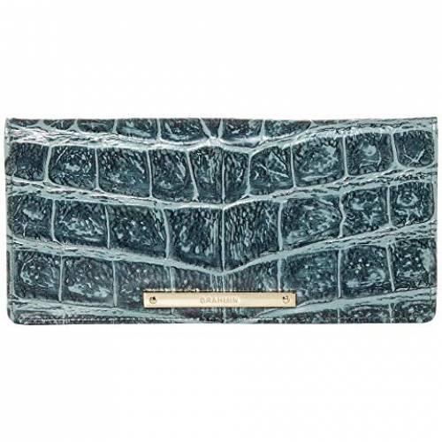 BRAHMIN ウォレット 財布 バッグ レディース 【 Veil Ady Wallet 】 Obsidian