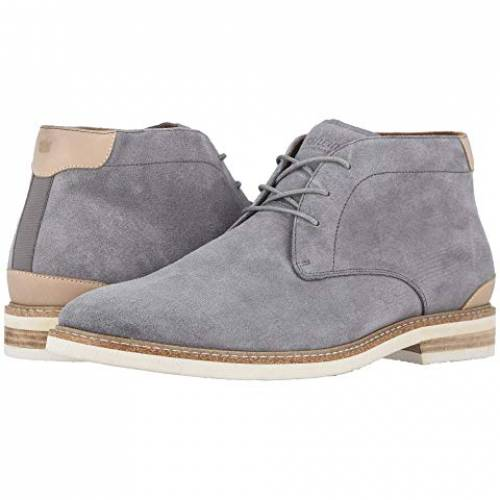 FLORSHEIM チャッカ ブーツ スニーカー メンズ 【 Highland Plain Toe Chukka Boot 】 Gray Suede/white Sole