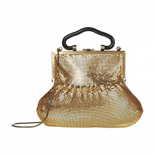PATRICIA NASH バッグ レディース 【 Almarza Top-handle 】 Antique Gold