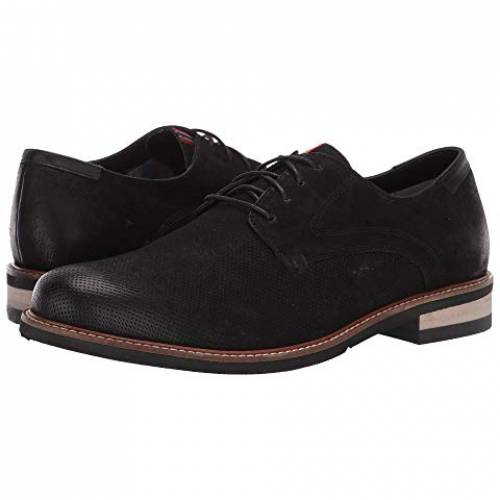 DR. SCHOLL'S レザー スニーカー 【 WEEKLY ORIGINAL COLLECTION BLACK LEATHER PERF 】 メンズ 送料無料