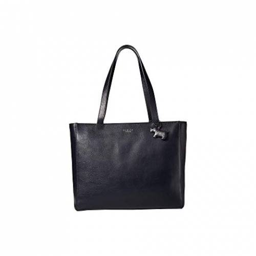 RADLEY LONDON バッグ レディース 【 Greyfriars Gardens - Large Zip Top Tote 】 Ink