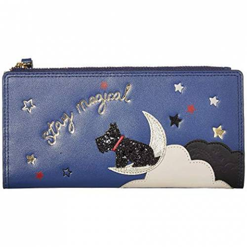 RADLEY LONDON バッグ レディース 【 Stay Magical - Large Bifold Matinee 】 Sapphire