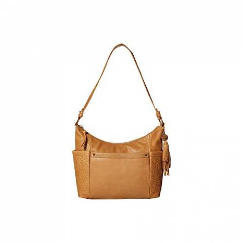 THE SAK バッグ レディース 【 Keira Hobo By Collective 】 Scotch Leaf Embossed