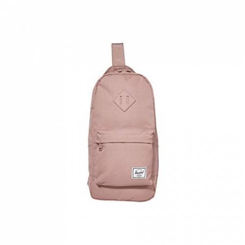 HERSCHEL SUPPLY CO. バッグ ユニセックス 【 Heritage Shoulder Bag 】 Ash Rose