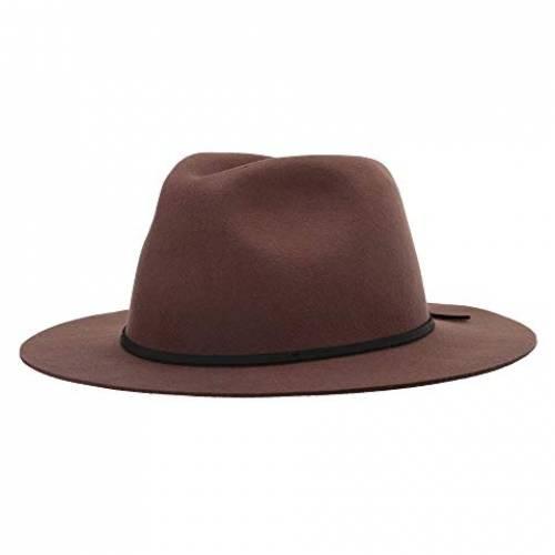 ブリクストン BRIXTON バッグ キャップ 帽子 メンズキャップ ユニセックス 【 Wesley Fedora 】 Bison/black