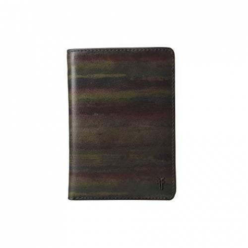 FRYE ウォレット 財布 バッグ ユニセックス 【 Austin Passport Wallet 】 Dark Multi