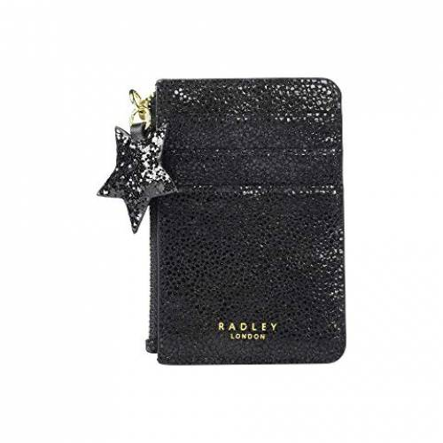 RADLEY LONDON コイン バッグ レディース 【 Vine Hill - Small Zip Top Coin Purse 】 Black