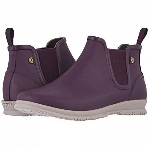 ボグス BOGS レディース 【 Sweetpea Boots 】 Plum
