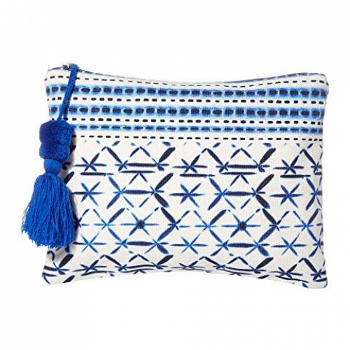 ECHO NEW YORK バッグ レディース 【 Shibori Bikini Bag Clutch 】 Sea Blue