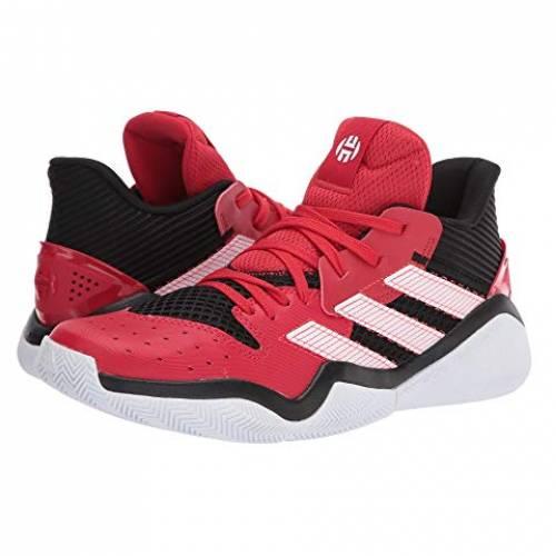 アディダス ADIDAS ハーデン スニーカー メンズ 【 Harden Stepback 】 Core Black/scarlet/footwear White