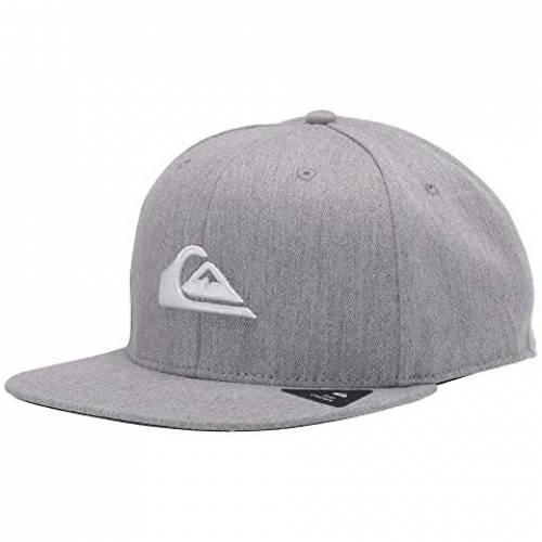 QUIKSILVER バッグ キャップ 帽子 メンズキャップ メンズ 【 Chompers Hat 】 Light Grey Heat