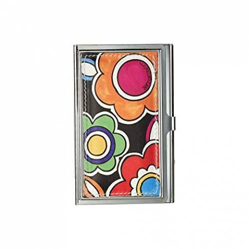 ブライトン BRIGHTON メタル ケース バッグ レディース 【 Love Groove Metal Card Case 】 Multi