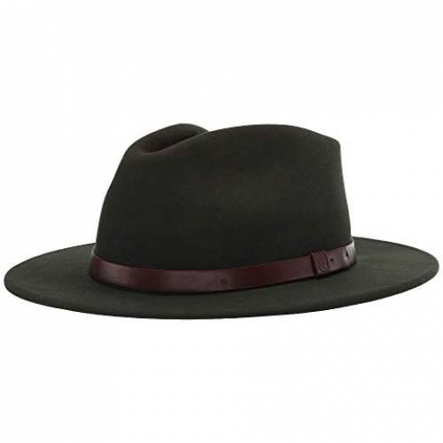 ブリクストン BRIXTON バッグ キャップ 帽子 メンズキャップ ユニセックス 【 Messer Fedora 】 Moss